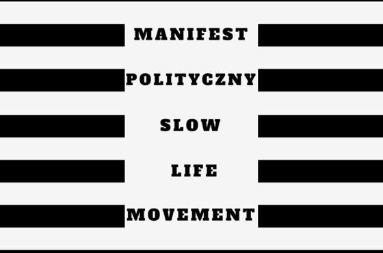 Manifest Slow Food Education