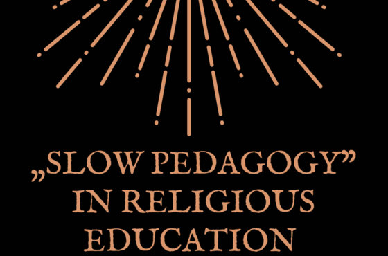 Slow Pedagogy in religious education