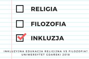 Religia vs Filozofia?