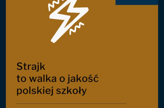 Strajk …